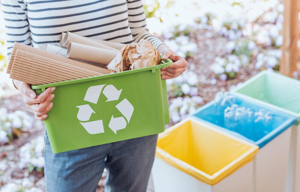 Les bienfaits du recyclage de déchets